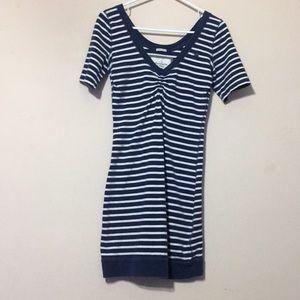 Abercrombie &Fitch striped dress